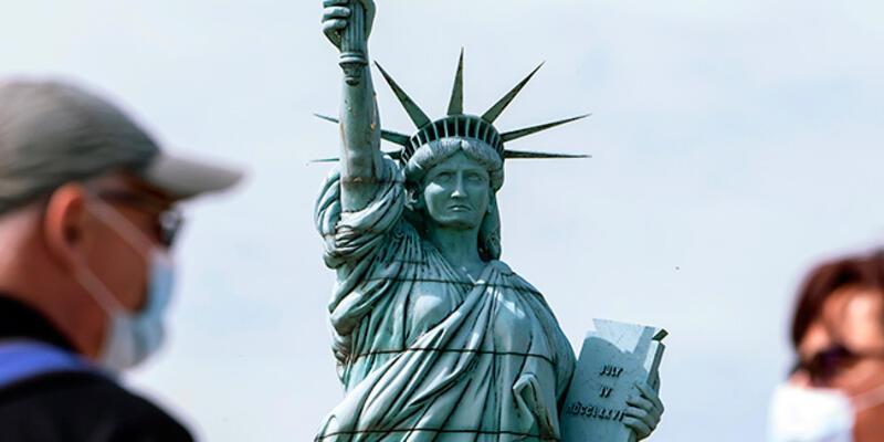 Son dakika... ABD'de Kovid-19 nedeniyle son 24 saatte 1584 ölüm