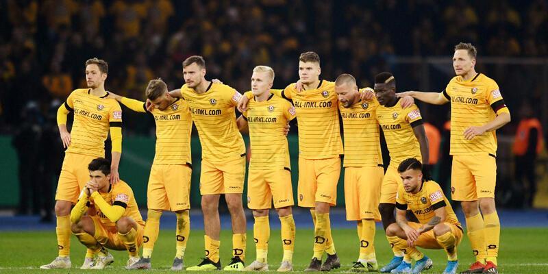 Dynamo Dresden'de iki vaka tespit edildi