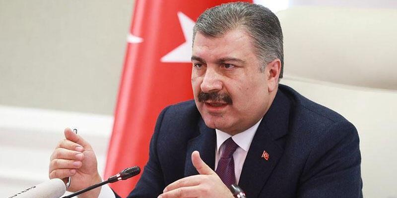 Sağlık Bakanı Koca, 65 yaş üstü vatandaşlara teşekkür etti