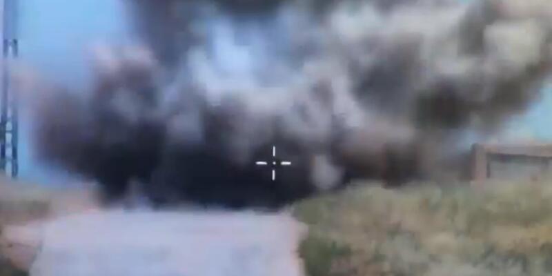 Barış Pınarı bölgesinde mayın ve EYP'ler imha edildi