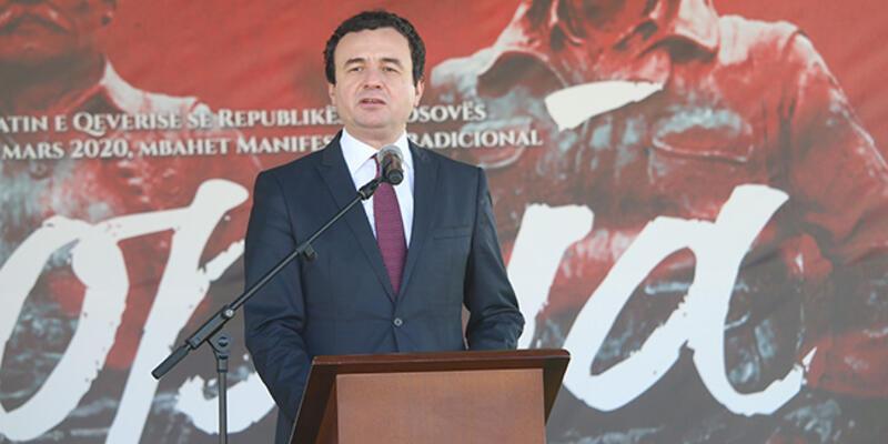 Kosova Başbakanı Kurti kendini tecrit etti