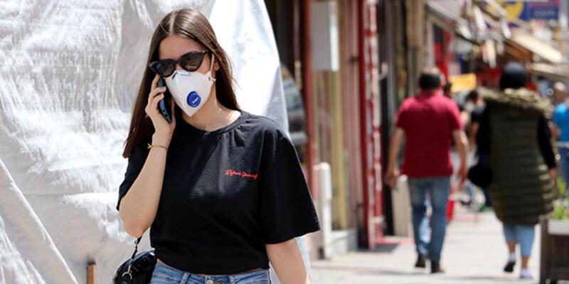 Üç  ilde sokağa maskesiz çıkmak yasaklandı