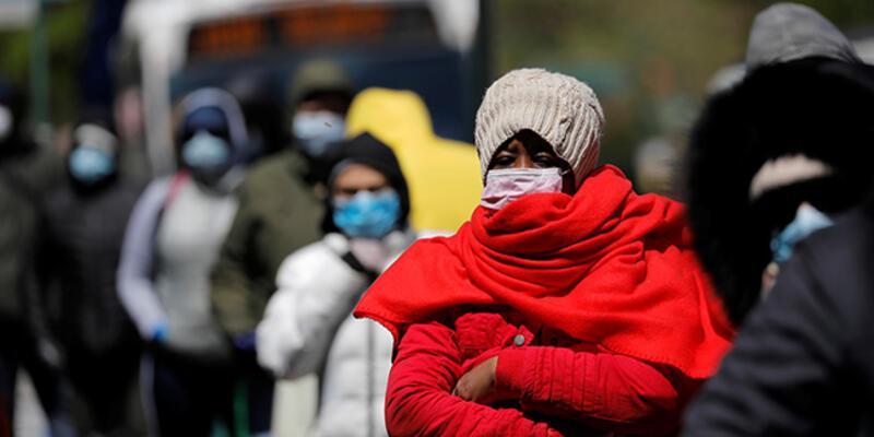 Son dakika... ABD'de koronavirüs nedeniyle son 24 saatte 751 ölüm