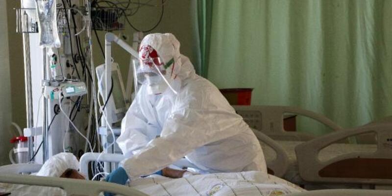 Pandemi hastanesinde yoğun bakımdaki hasta sayısı 3'e düştü