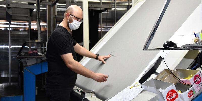 'Koronavirüs' arası veren fabrikaların yüzde 70'i üretime başladı