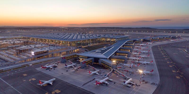 İstanbul Havalimanı yolcular için hazır hale getiriliyor