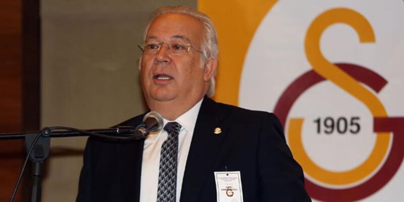 Galatasaray'dan Eşref Hamamcıoğlu açıklaması