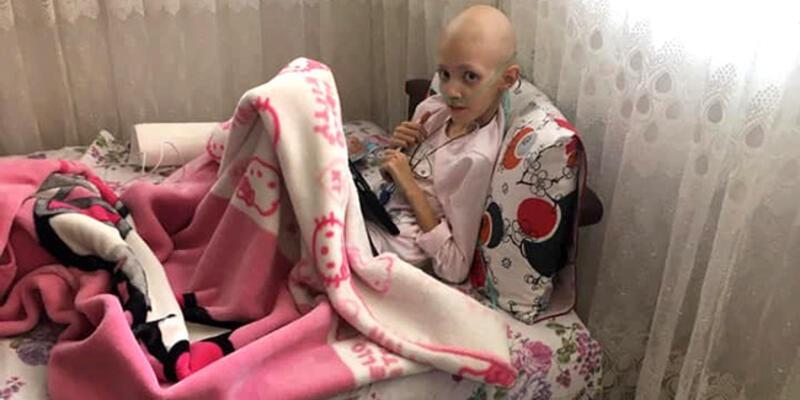 Lenf kanseri kızı için yardım isteyen baba, dolandırıldı