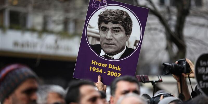 Hrant Dink davasında 4 sanığın tutukluluk halinin devamına karar verildi