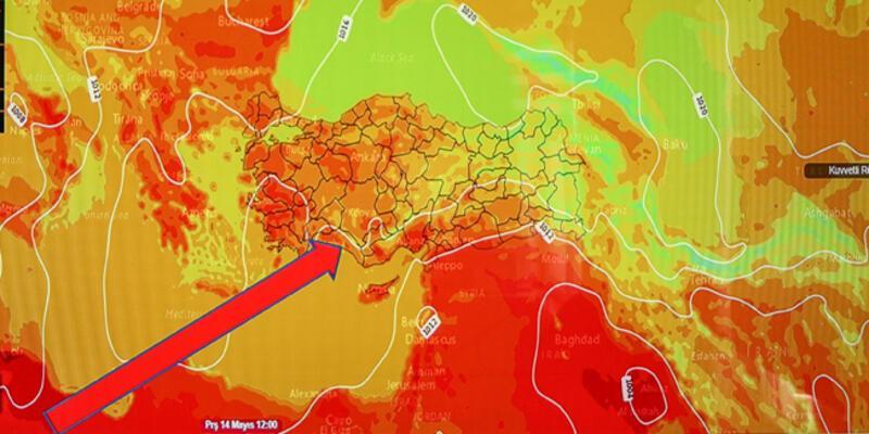 Antalya'da pazar günü 'rekor sıcaklık' bekleniyor