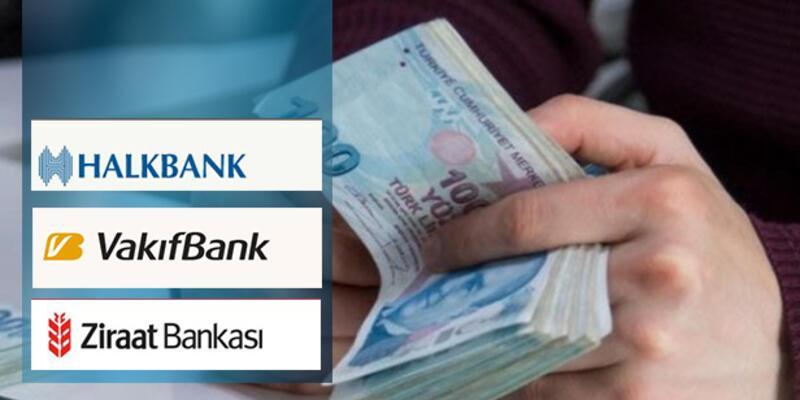 Temel ihtiyaç destek kredisi başvurusu nasıl yapılır? (Ziraat Bankası, Halkbank, Vakıfbank)