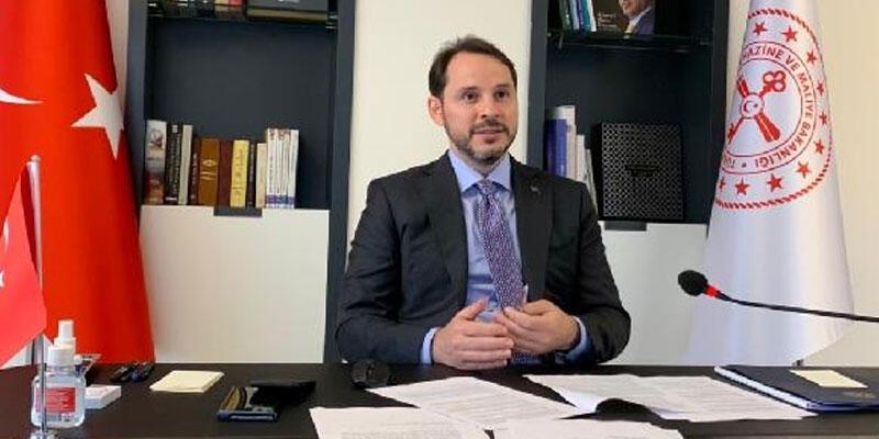 Bakan Albayrak: Türkiye'yi üretimde ve ihracatta çok daha iyi noktaya taşıyacağız