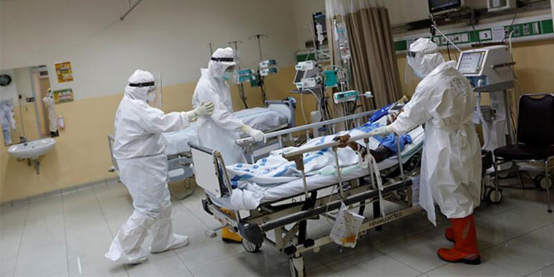 Fransa'da koronavirüsten can kaybı 27 bin 74'e yükseldi