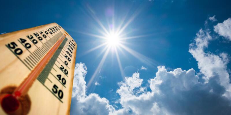 Hava durumu 14 Mayıs  Meteoroloji uyardı: Sıcaklıklar artıyor!