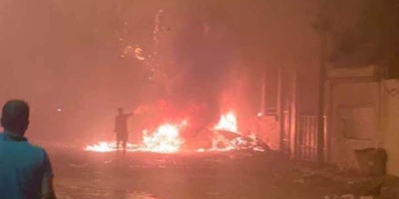 Libya'da Hafter milisleri sivilleri bombaladı: 9 ölü