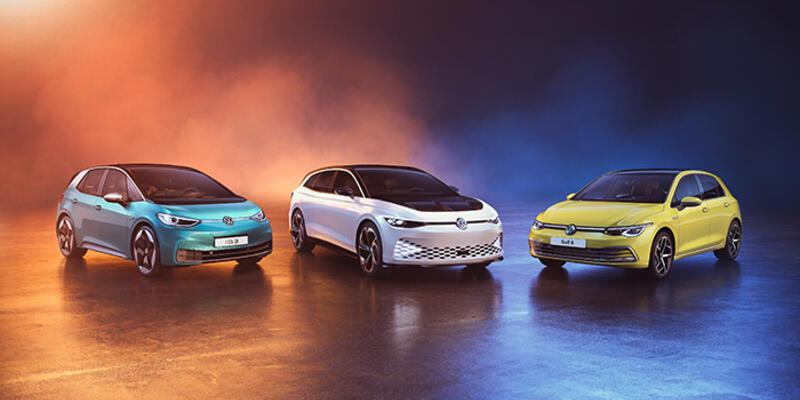 Volkswagen tasarımları ödül topladı