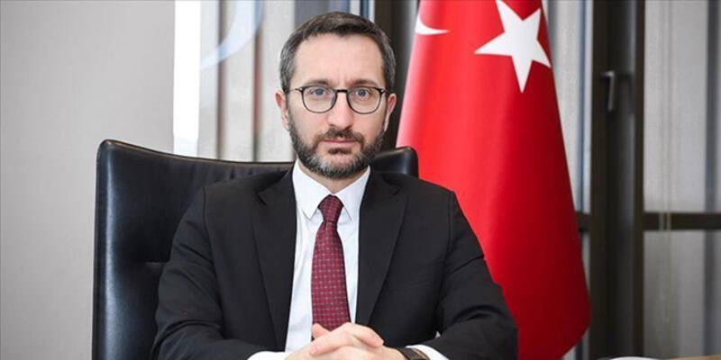 İletişim Başkanı Altun'dan Van'daki terör saldırısına tepki