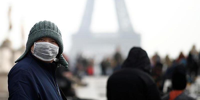 Fransa'da koronavirüsten can kaybı 27 bin 425 oldu