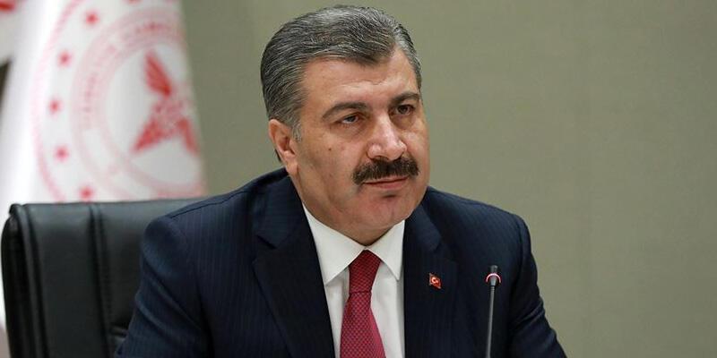 Sağlık Bakanı Fahrettin Koca Eczacılık Günü'nü kutladı