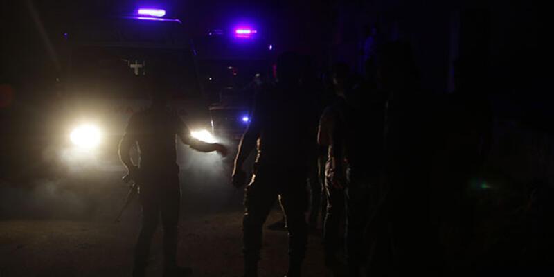 Bab'da bombalı terör saldırısında 5 sivil yaralandı