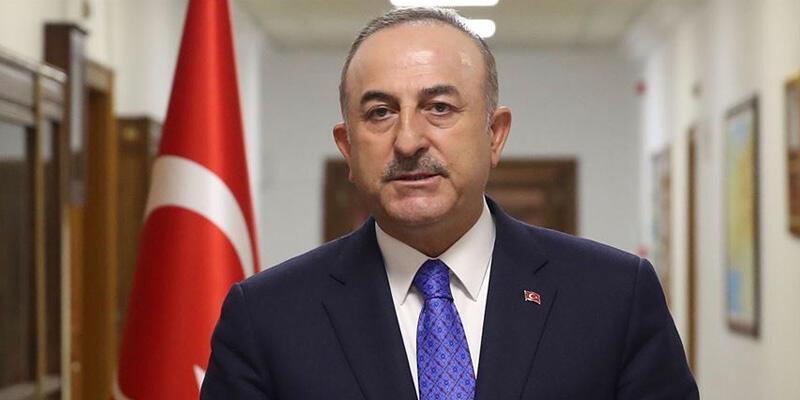 Bakan Çavuşoğlu, FKÖ Genel Sekreteri Ureykat ile telefonda görüştü
