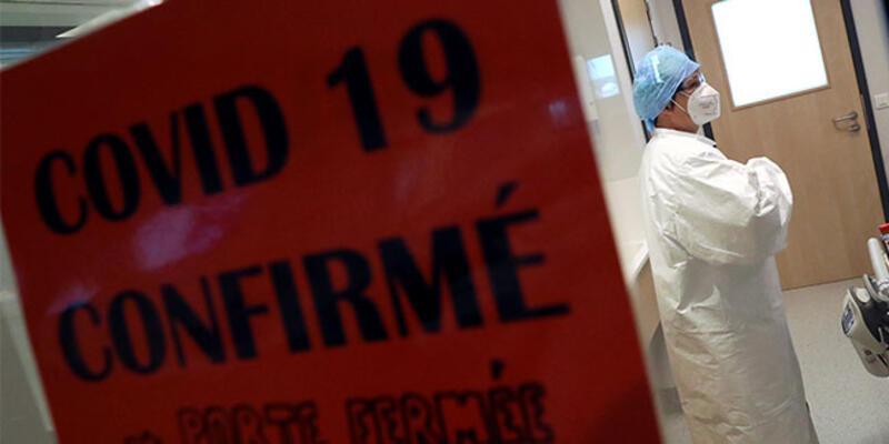 Fransa'da koronavirüsten can kaybı 27 bin 529'a yükseldi