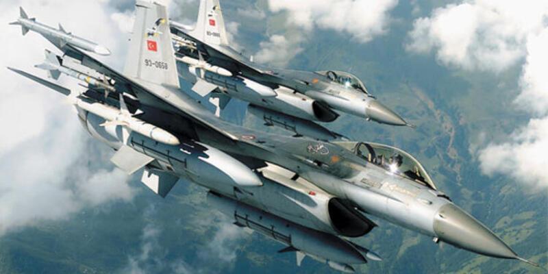 2 PKK'lı terörist hava harekatlarıyla etkisiz hale getirildi