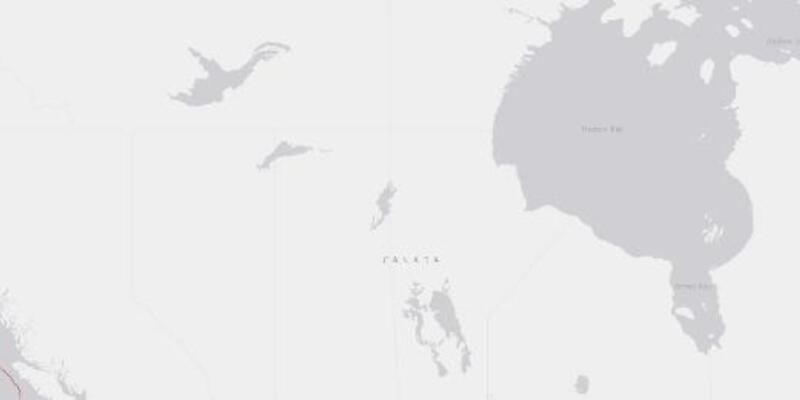 Kanada'da 5.9 büyüklüğünde deprem