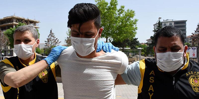 Eşini boğazından bıçaklayıp öldüren cani tutuklandı