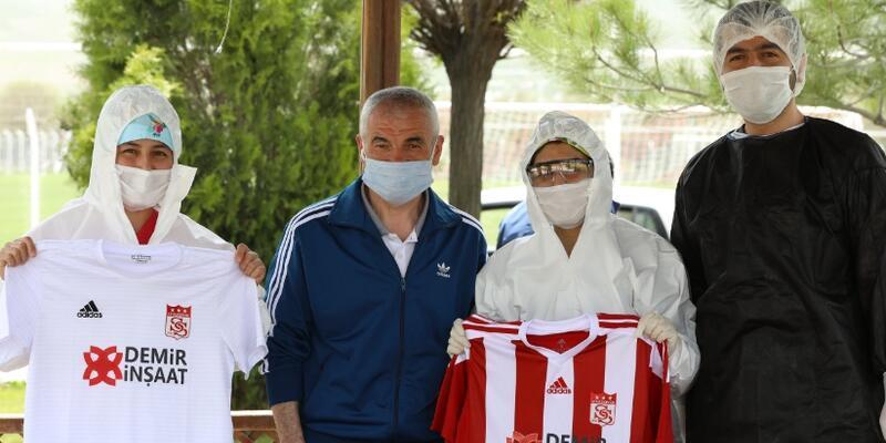Sivasspor'un test sonuçları çıktı