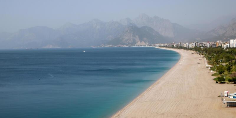 Antalya'da son 75 yılın sıcaklık rekoru kırıldı!