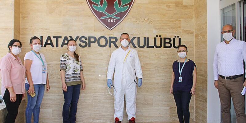 Hatayspor'un ikinci test sonuçları çıktı