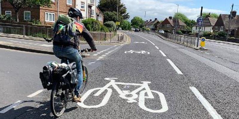 İngiltere'de 14 milyon kişi bisiklete geçiş yapmaya hazırlanıyor