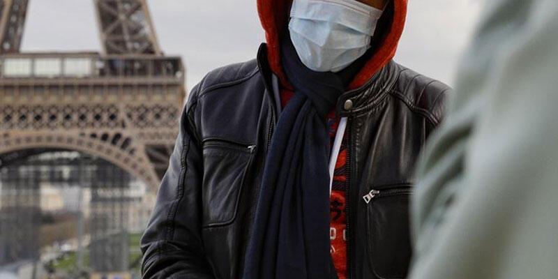Fransa'da koronavirüsten can kaybı 28 bini aştı