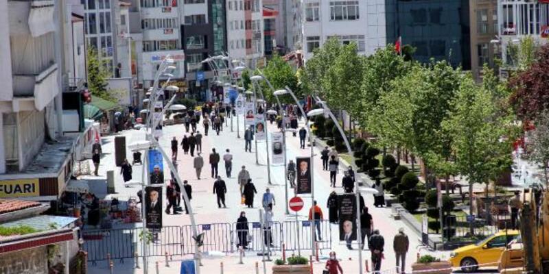 Bolu'da sokağa maskesiz çıkmak yasaklandı