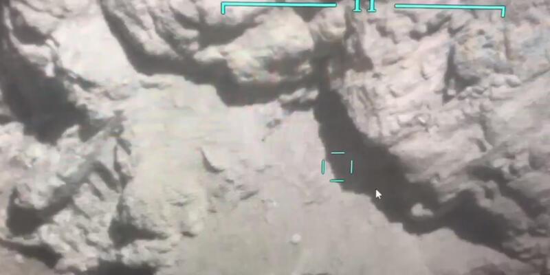 Irak'ın kuzeyine hava harekatı! 3 PKK'lı terörist etkisiz hale getirildi