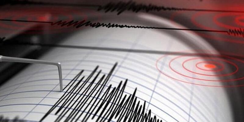 Afyonkarahisar'da 3.2 büyüklüğünde deprem