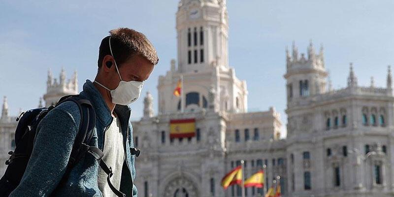 İspanya'da Kovid-19'dan günlük ölüm sayıları düşüyor