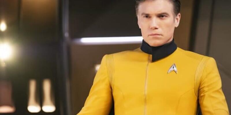 Captain Pike için yeni bir dizi ortaya çıktı