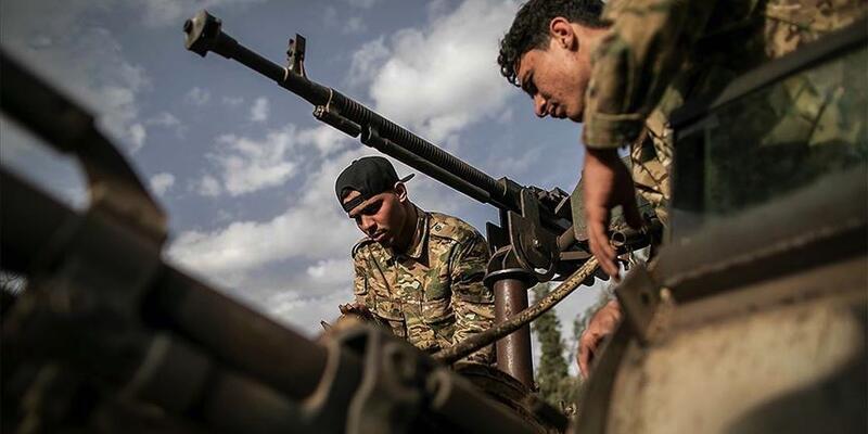 Libya ordusu, iki beldeyi daha Hafter milislerinden kurtardı