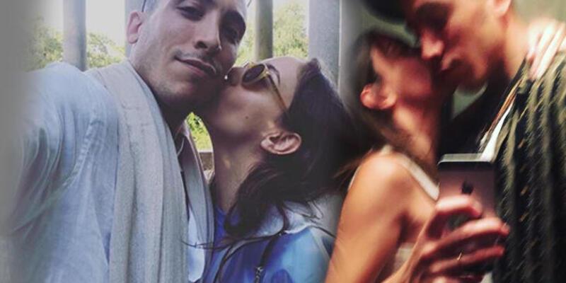 Öykü Karayel: Seni seviyorum, öptüm
