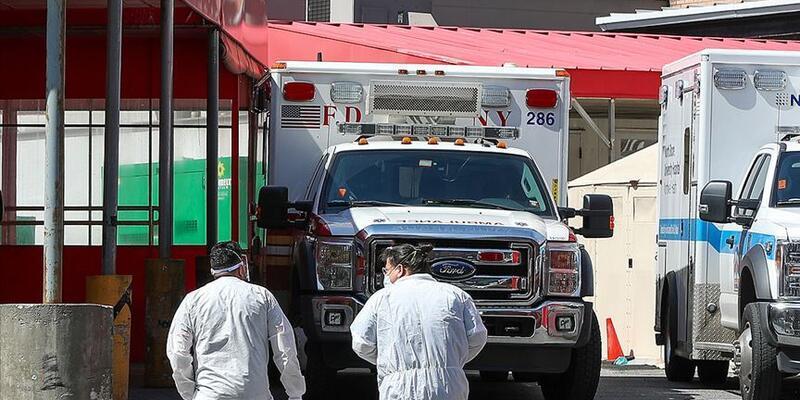 ABD'de ölü sayısı 93 bine yaklaştı