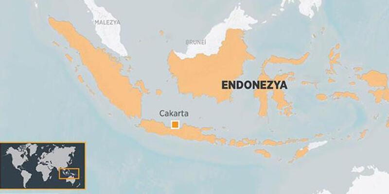 Endonezya'nın başkentinde korona kısıtlamaları uzatıldı
