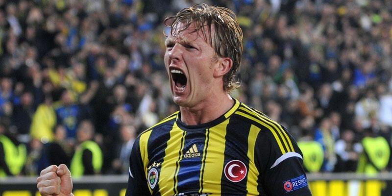 Dirk Kuyt Fenerbahçe'ye dönüyor