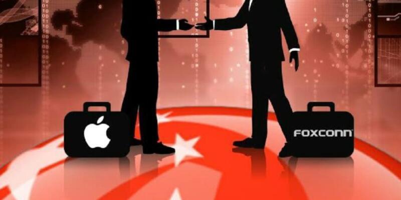 Apple'ın tedarikçisi Foxconn zarar açıkladı