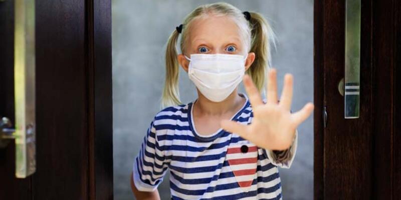 Çocukların yüzde 90'ı virüsü evde kapıyor