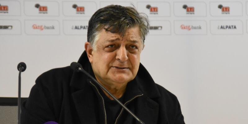 Bandırmaspor'dan Yılmaz Vural'a tepki