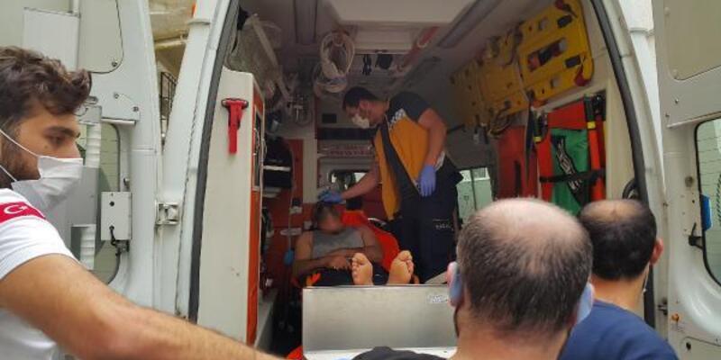 Kradeşlerin kavgasında 2 kişi yaralandı