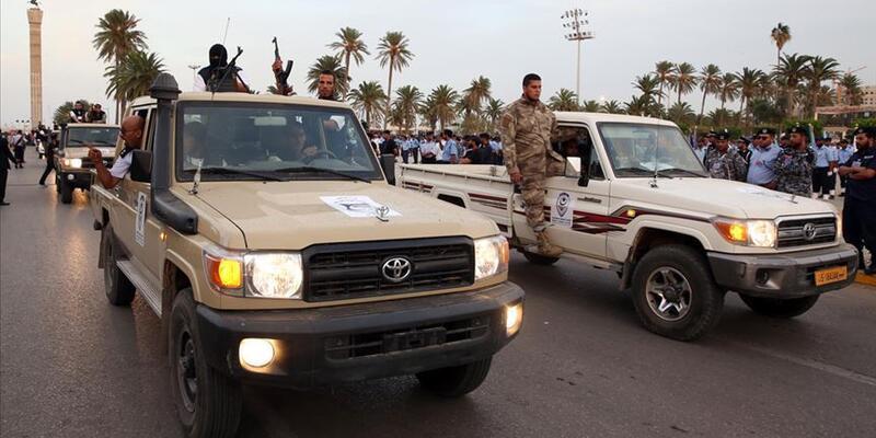 Son dakika... Libya ordusu, Esabia beldesini Hafter'den kurtardı