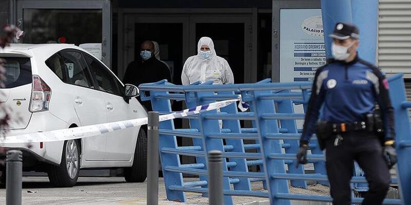 Son dakika... İspanya'da koronavirüsten can kaybı 27 bin 940'a yükseldi